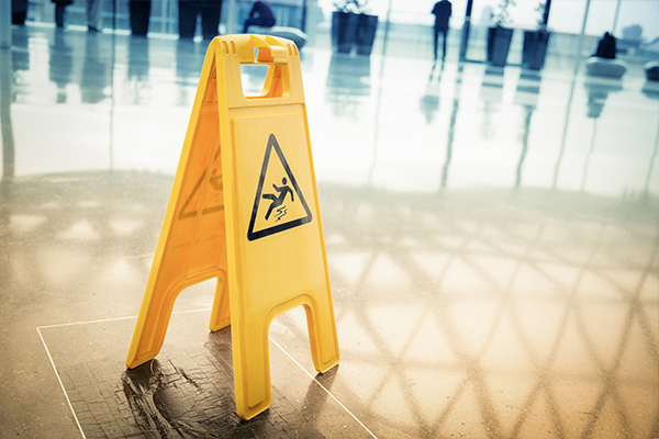 Call Keefe, Keefe and Unsell P.C. about your slip and fall injury.
