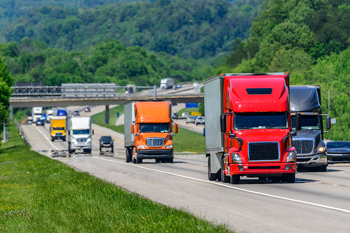 Trucking accident are handled by Keefe, Keefe and Unsell P.C.