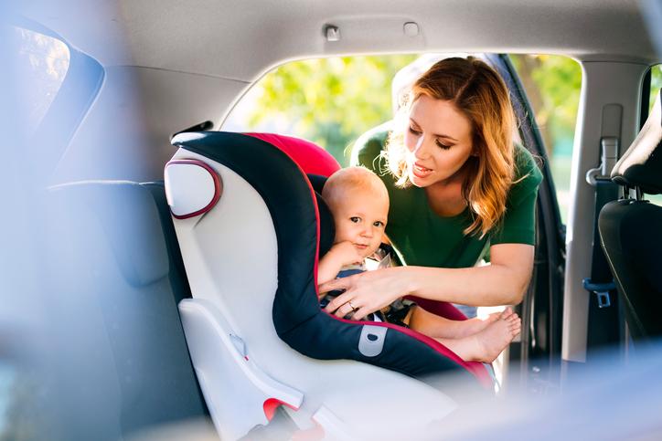 Child Car Seat Dangers