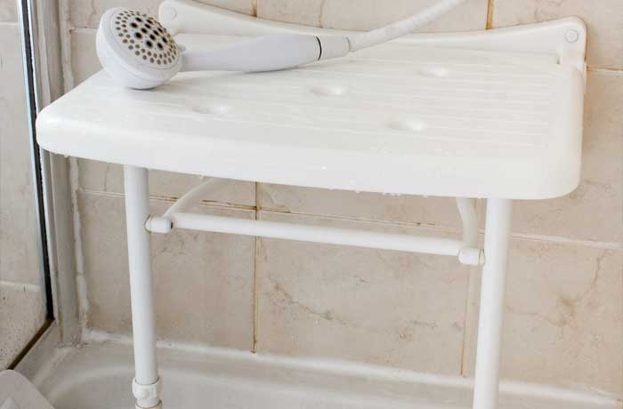 Product Liability Shower Stool